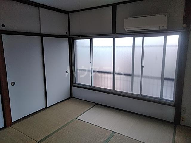 洋光台コーポ 208号室のベッドルーム