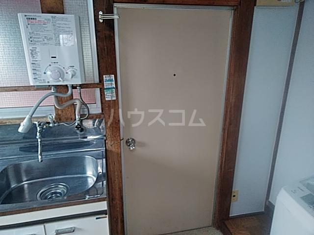 洋光台コーポ 208号室の玄関