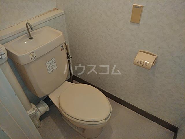 洋光台田中ビル 202号室のトイレ