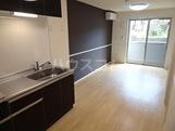 (仮称)栄区長沼町新築アパート 202号室のキッチン