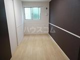 (仮称)栄区長沼町新築アパート 202号室のリビング