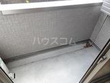(仮称)栄区長沼町新築アパート 202号室のバルコニー