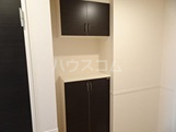 (仮称)栄区長沼町新築アパート 202号室の玄関