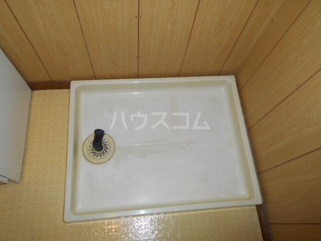 須藤パークハイツ 202号室の設備
