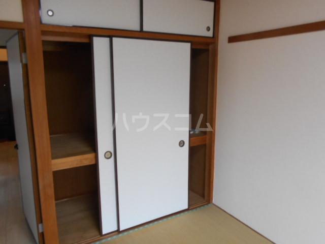 須藤パークハイツ 202号室の収納