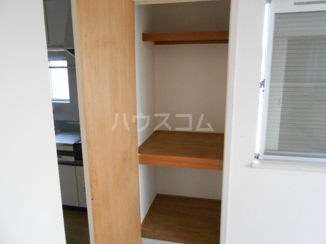 ベルハウス22 201号室の収納