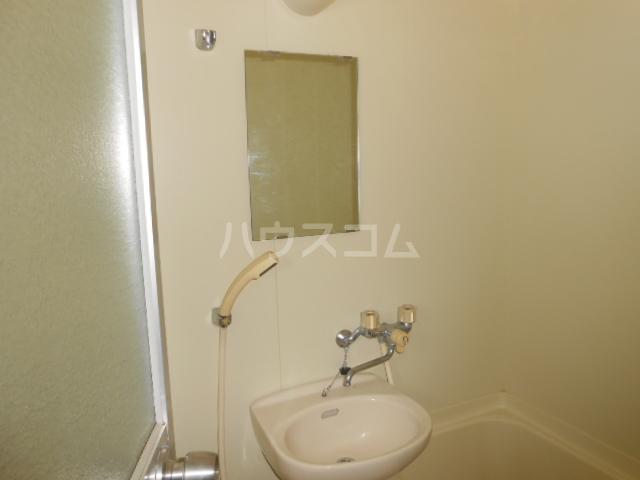 ベルハウス22 201号室の洗面所