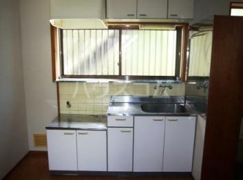サンハイツ公田 103号室のキッチン