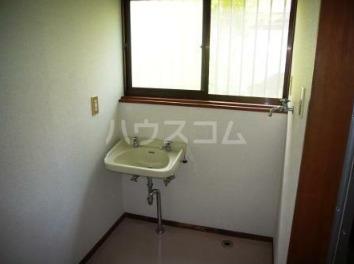 サンハイツ公田 103号室の洗面所