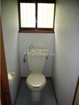 サンハイツ公田 103号室のトイレ