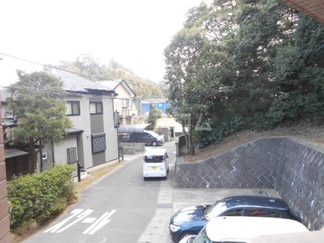 SS CERES HAITSU 202号室の駐車場