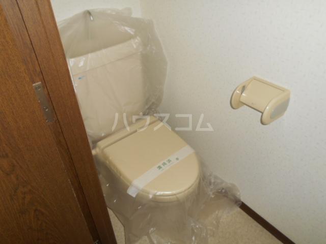 エレガンス 202号室のトイレ