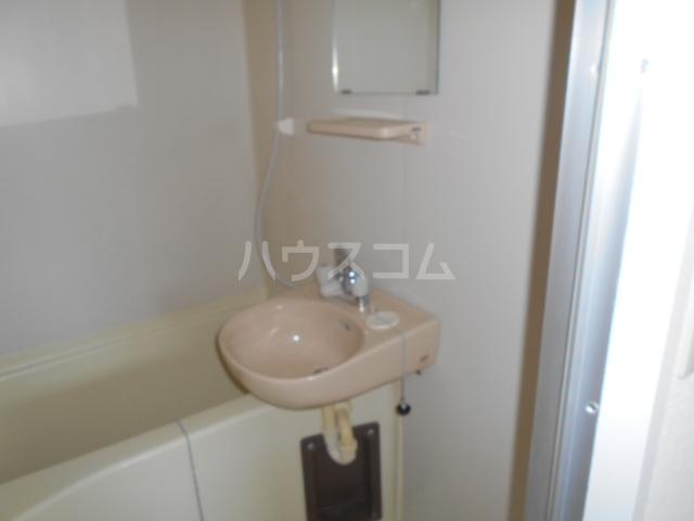 パークサイドマンション 303号室の洗面所