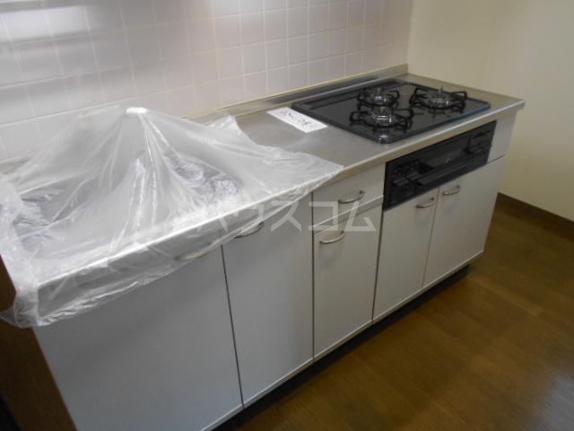 サンヴァレイ 105号室のキッチン