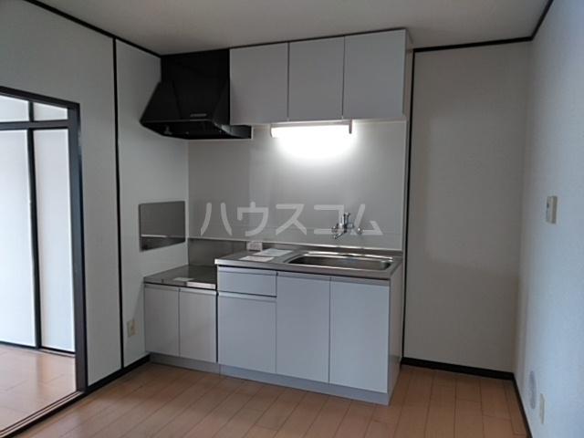 鍛冶屋ハイツ 03020号室のキッチン