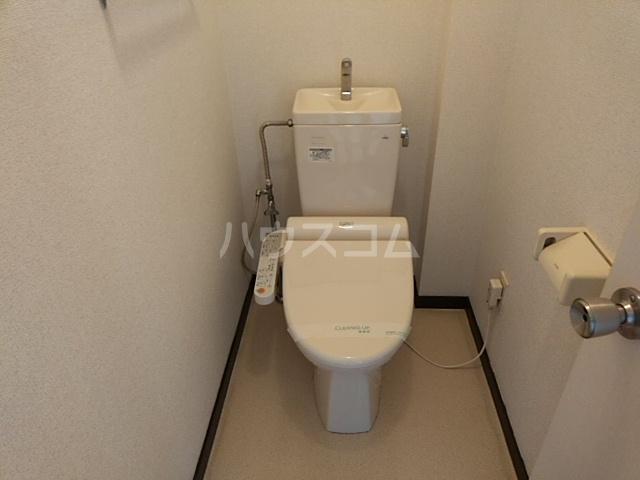 鍛冶屋ハイツ 03020号室のトイレ