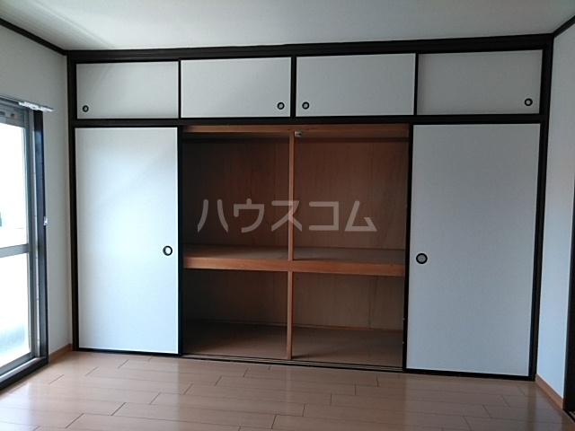 鍛冶屋ハイツ 03020号室の収納