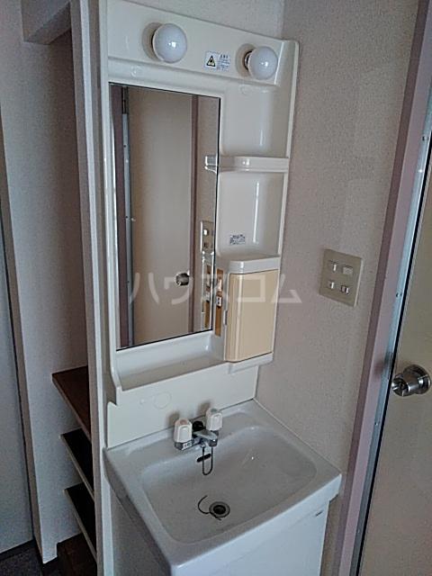 ビューフラット磯子 102号室の洗面所
