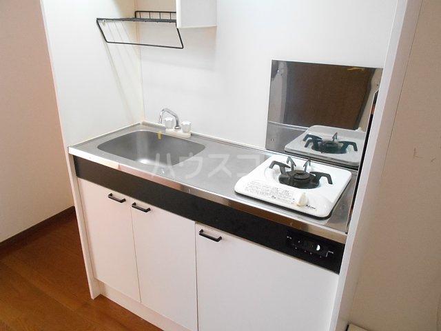 ヤガラハイツⅡ 207号室のキッチン