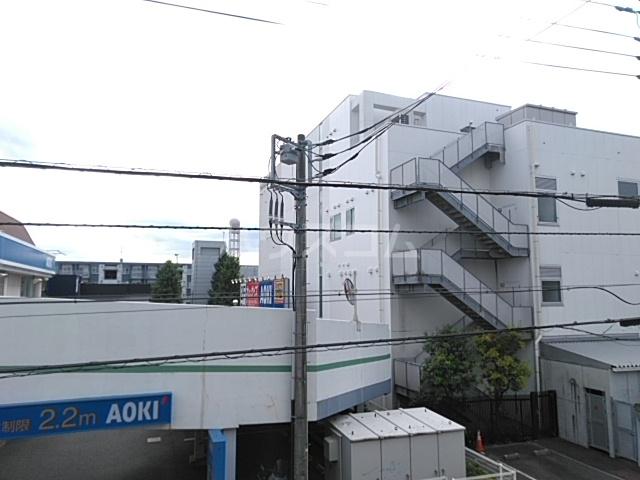 ヤガラハイツⅡ 202号室の景色