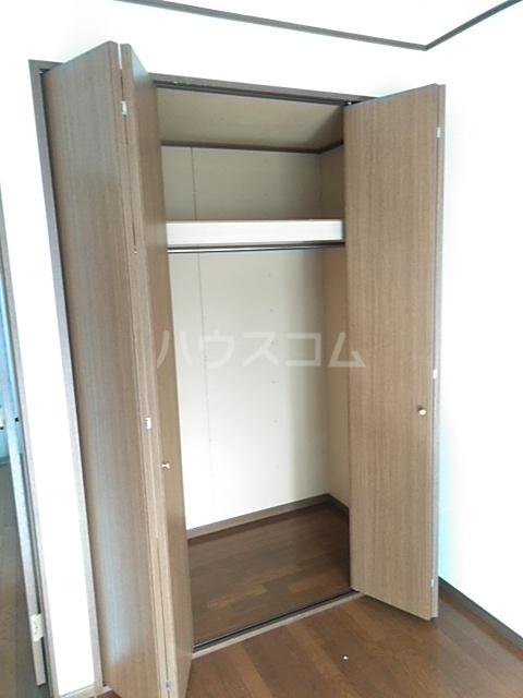 ヤガラハイツⅡ 202号室の収納