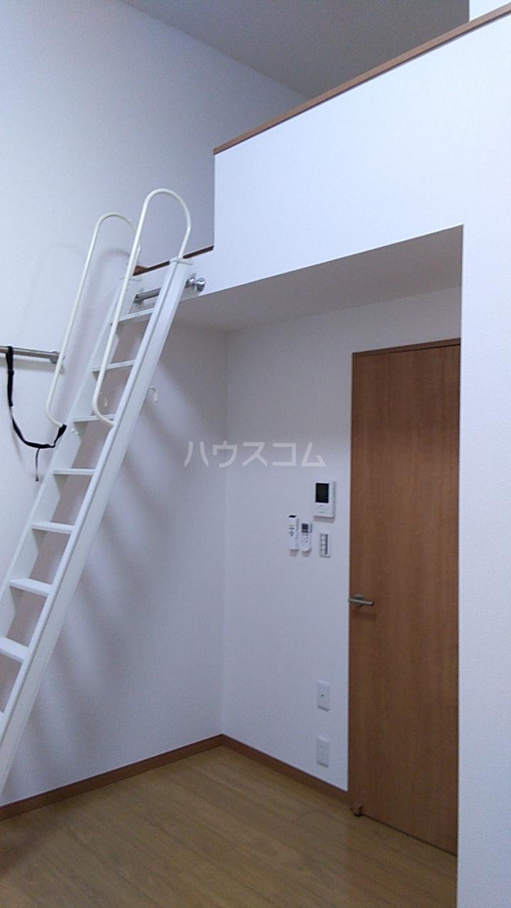 ITハウス 103号室のリビング