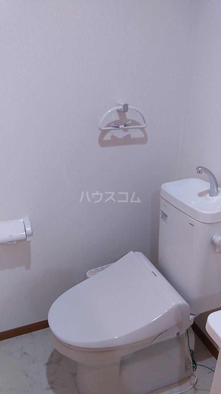 ITハウス 103号室のトイレ