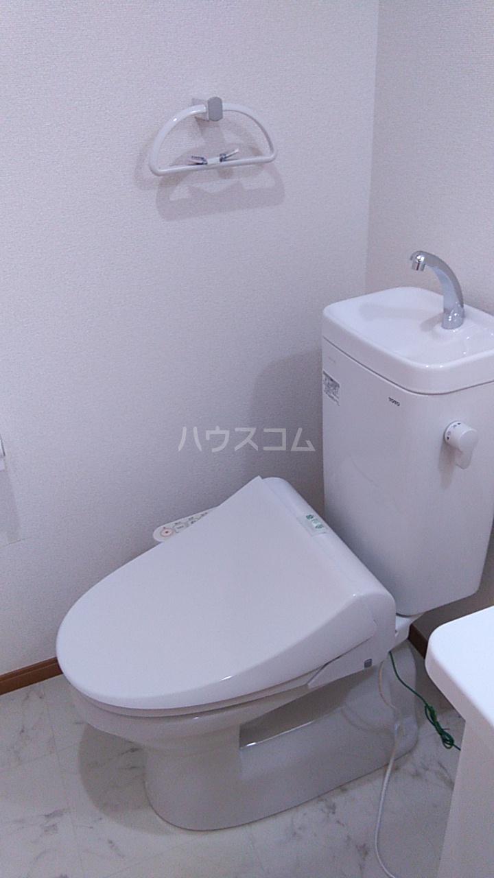ITハウス 105号室のトイレ