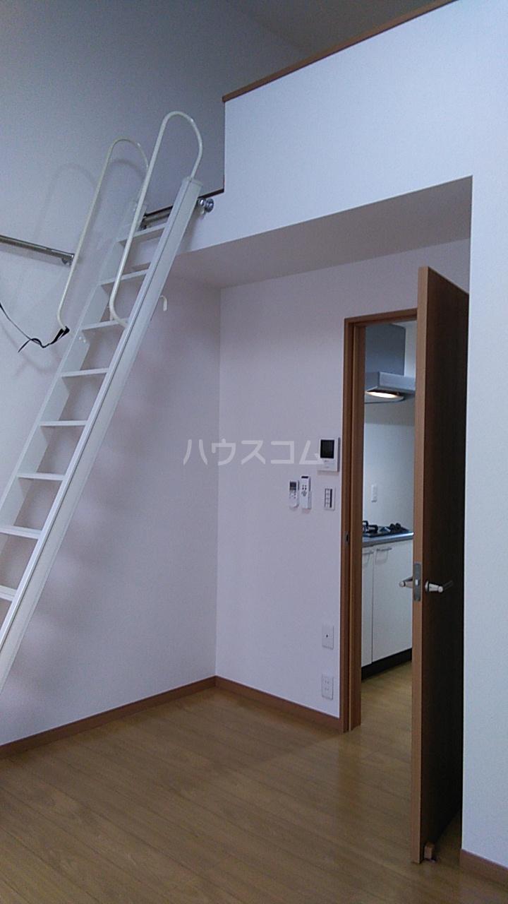 ITハウス 202号室のリビング