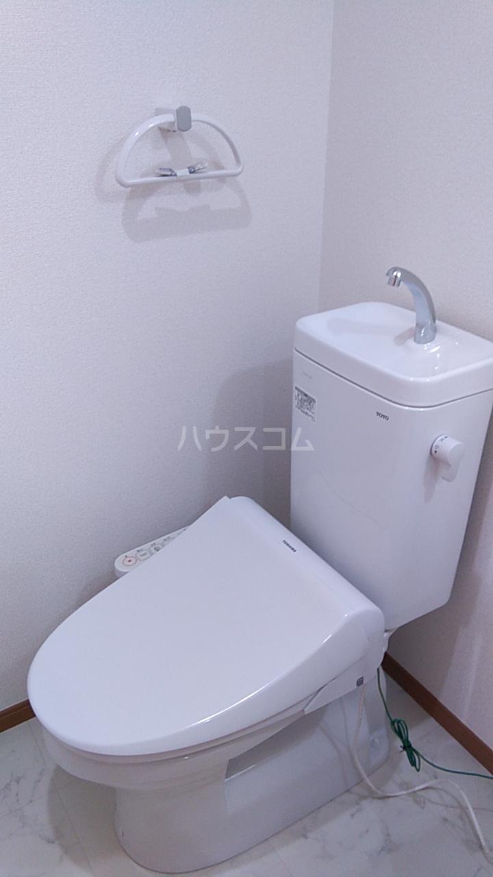 ITハウス 202号室のトイレ