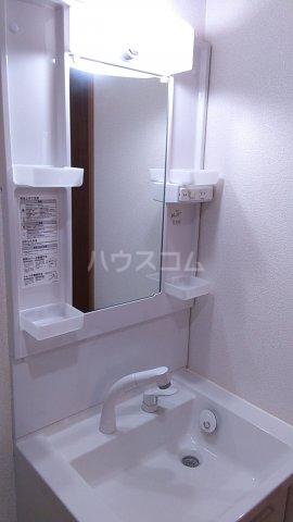 ITハウス 202号室の洗面所