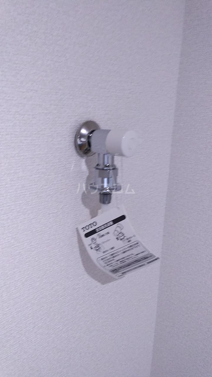 ITハウス 203号室の設備