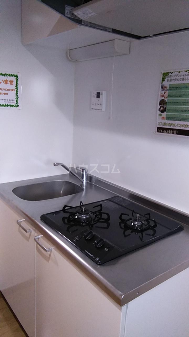 ITハウス 203号室のキッチン