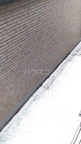 ITハウス 203号室のバルコニー