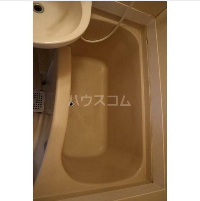 上永谷第一レジデンス 203号室の洗面所