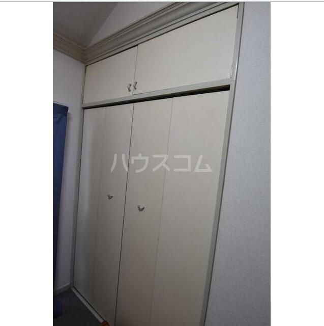 上永谷第一レジデンス 203号室の収納