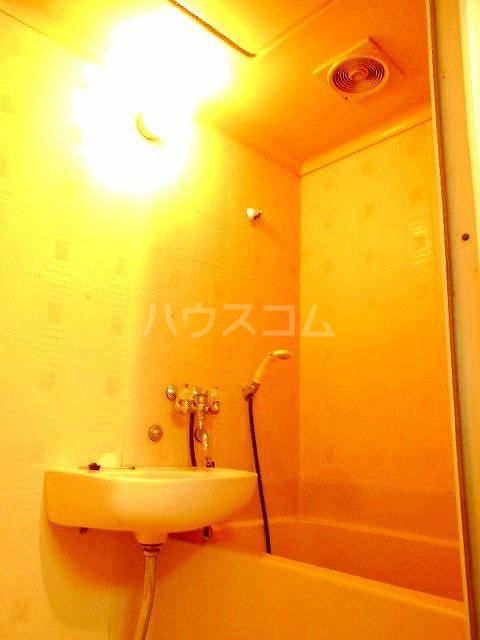 レイクナガノ 205号室の風呂