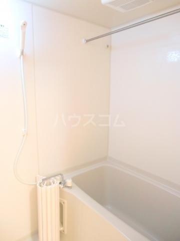 パルテール 202号室の風呂