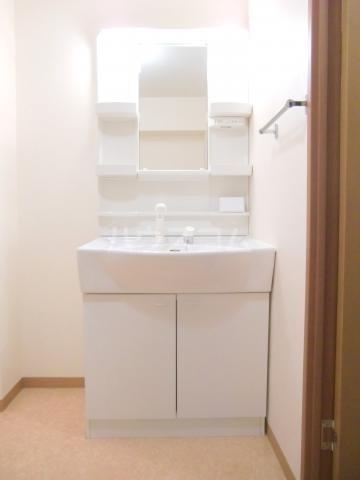 パルテール 202号室の洗面所