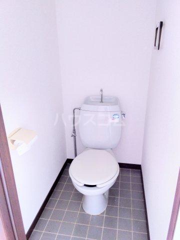 パストラル中央林間ウエスト 205号室のトイレ