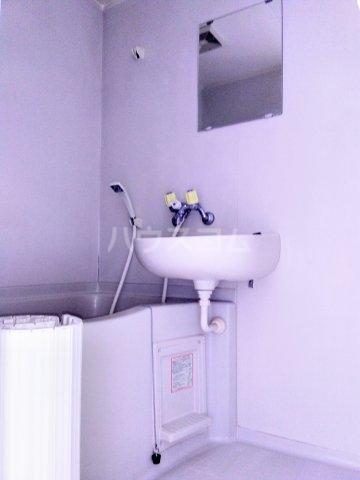 パストラル中央林間ウエスト 205号室の洗面所