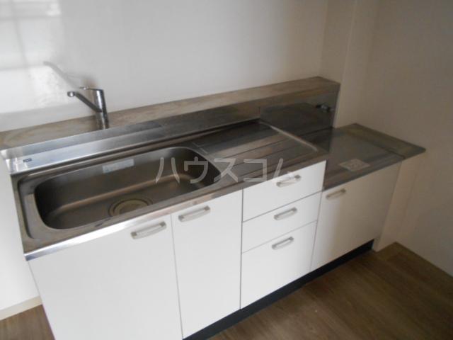 カネコハイツ 202号室のキッチン