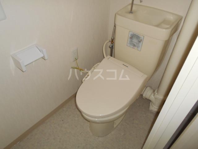 カネコハイツ 202号室のトイレ