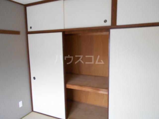 カネコハイツ 202号室の収納
