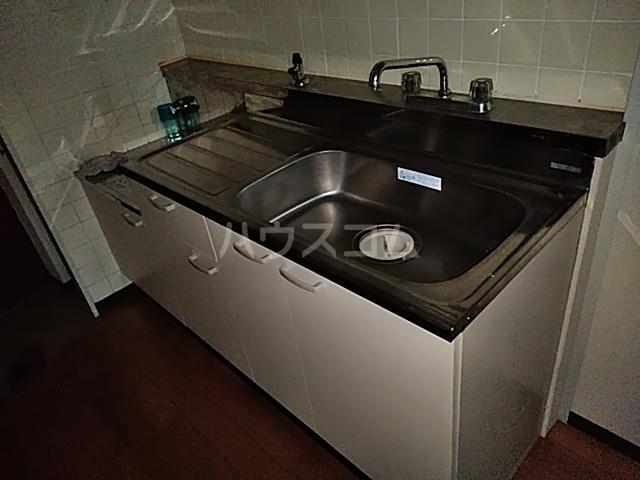 水野ビル 402号室のキッチン