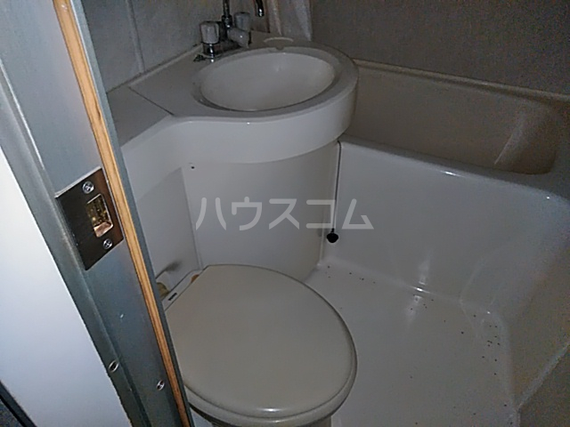 水野ビル 402号室のトイレ