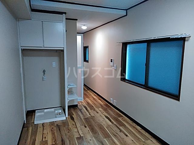 ボニータ 105号室のベッドルーム