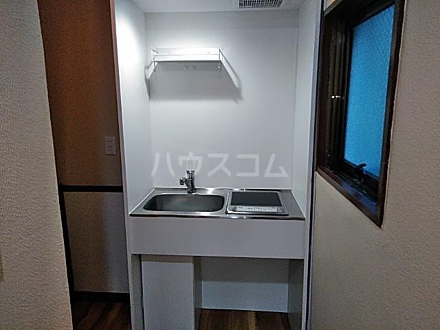 ボニータ 105号室のキッチン