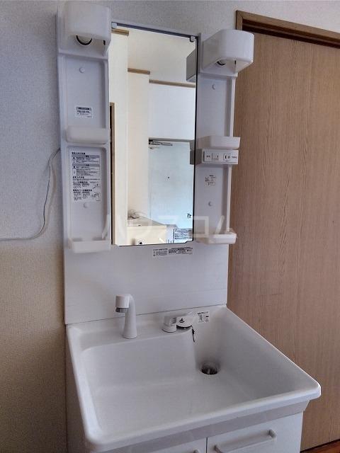 ハイツほたるB 203号室の洗面所