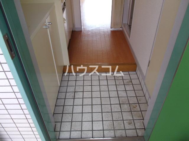 ハイネス相模大野 204号室の玄関